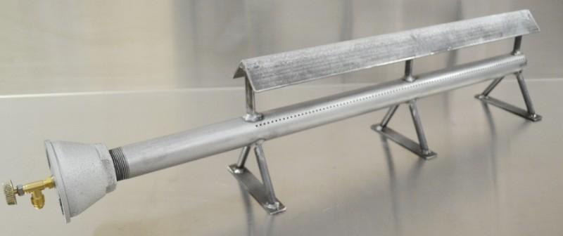 Custom Pipe Burners Gas Regulators Safety Valves Brass Fittings