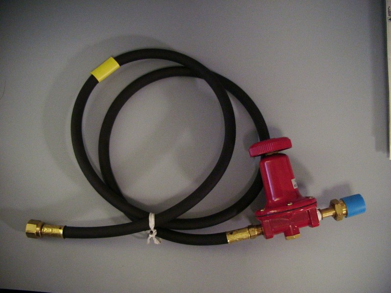 High Pressure Propane Regulator