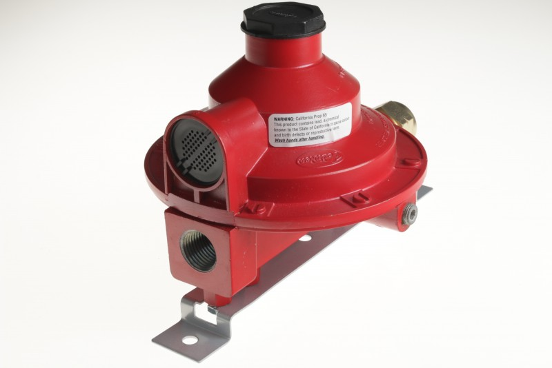 SS920 First Stage High Pressure Regulator, 10 psi output