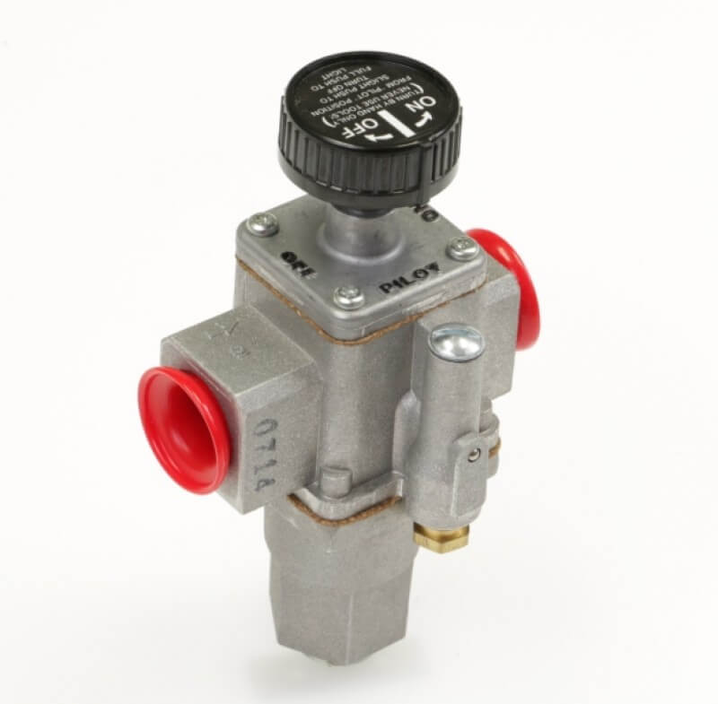 White Rodgers Gas Safety Valve with Pilot Light and Thermocouple