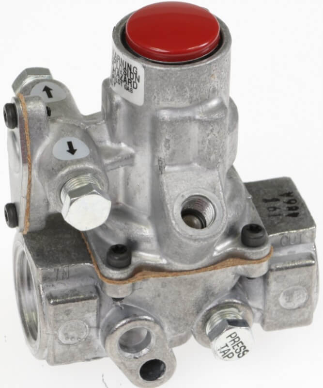 Baso Gas Safety Valve with Pilot Light and Thermocouple