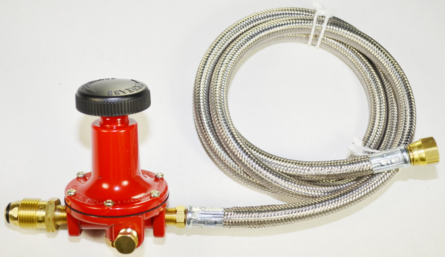 COM2-20 with Optional Stainless Steel hose